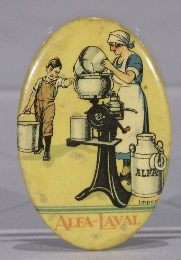 Alfa-Laval Pocket Mirror
