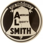 A.L. Smith Pocket Mirror