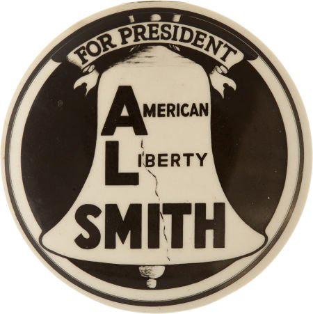 A.L. Smith Pocket Mirror