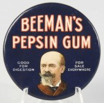 Beeman's Pocket Mirror