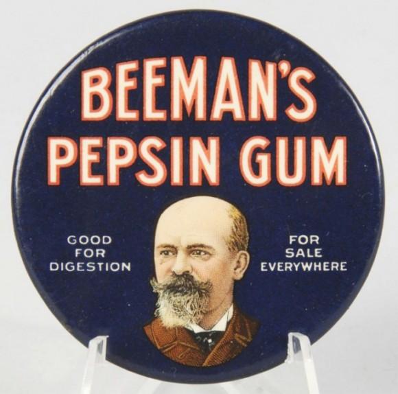Beeman's Pocket Mirror