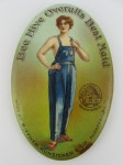 Bittner, Hunsicker, & Co. Pocket Mirror | Allentown, Pennsylvania