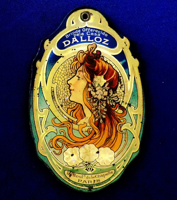 Dalloz Pocket Mirror