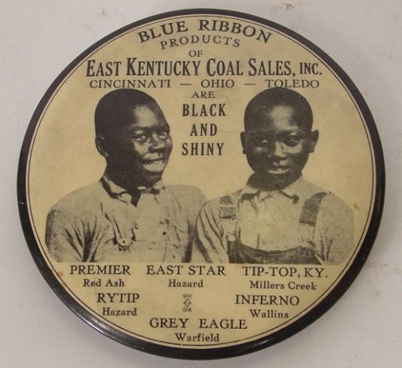 East Kentucky Coal Pocket Mirror