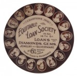 Equitable Loan Pocket Mirror