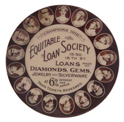 Equitable Loan Pocket Mirror