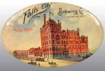 Falls City Brewing Pocket Mirror | Louisville, Kentucky