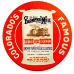 Farmers Mill Pocket Mirror