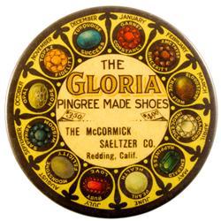 Gloria Pingree Pocket Mirror   Redding, California