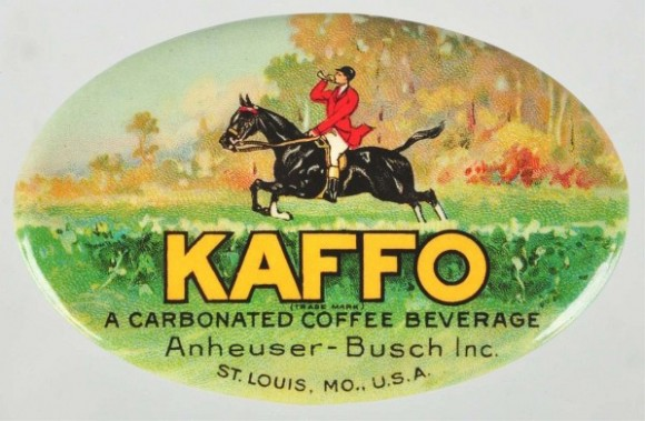 Kaffo Coffee Pocket Mirror | St. Louis, Missouri