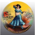 Millie De Leon Pocket Mirror
