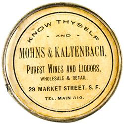 Mohns & Kaltenbach Pocket Mirror