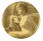 Nude Posing Pocket Mirror