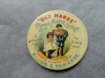 Old Manse Pocket Mirror