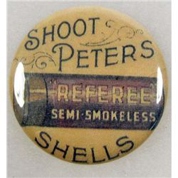 Peters Shells Pocket Mirror