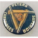 Peters Cartridges Pocket Mirror