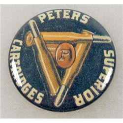 Peters Cartridges Pocket Mirror