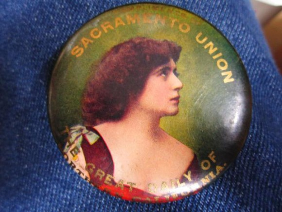 Sacramento Union Pocket Mirror | Sacramento, California