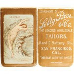 Selig Bros. Pocket Mirror | San Francisco, California