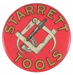 Starrett Tools Pocket Mirror
