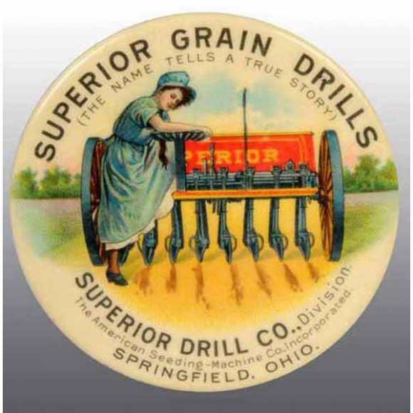 Superior Drill Pocket Mirror | Springfield, Ohio