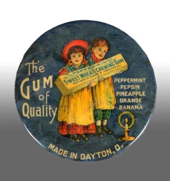 Sweet Wheat Gum Pocket Mirror | Dayton, Ohio