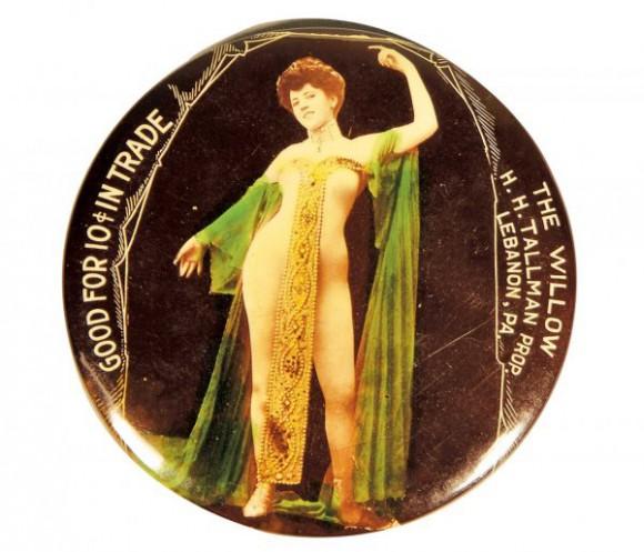 The Willow Pocket Mirror   Lebanon, Pennsylvania