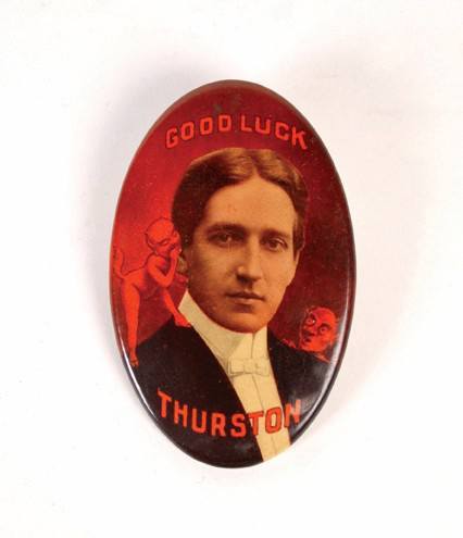 Thurston Pocket Mirror