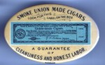 Union Cigars Pocket Mirror